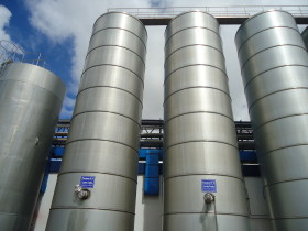 En el último año el precio de exportación de la leche en polvo argentina cayó un 40%