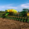 En lo que va del año ingresaron al mercado argentino 56 sembradoras John Deere a un promedio de casi 170.000 dólares