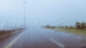 Alerta: se vienen nuevas lluvias torrenciales sobre Entre Ríos y el centro de Santa Fe