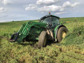 Inundaciones en EE.UU: el USDA permite que los productores puedan usar antes los cultivos de cobertura sembrados en el marco de un programa de ayuda oficial