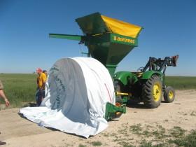 Argentina se consolida como exportador de embolsadoras de granos:  EE.UU., Canadá y Australia son los principales clientes