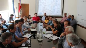 """Emergencia agropecuaria para el norte santafesino: """"En una semana estarán los certificados para que los productores afectados logren la prórroga o condonación del inmobiliario"""""""