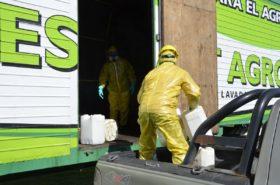 Ya son cuatro las provincias argentinas que cuentan con un plan para gestionar envases vacíos de fitosanitarios