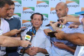 """Lanzaron leasing del BICE para comprar maquinaria agrícola en Expoagro a una tasa del 40% con """"bonificación del Ministerio de Producción"""""""