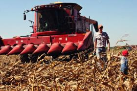 El precio nominal de la tierra en Iowa registró la mayor baja desde 1986: pero siguió creciendo medido en valor soja