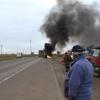 """""""Los transportistas están dispuestos a permanecer en las rutas hasta que haya una respuesta del gobierno"""""""