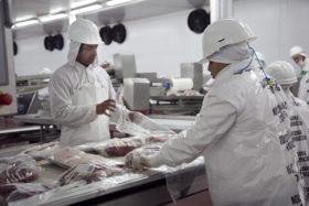 """El dedo en la llaga: plantean como hipótesis de riesgo la """"caída"""" de frigoríficos afectados por casos de Covid-19"""
