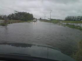 Premio consuelo para Gral. Alvarado: gracias a la última gran inundación el gobierno le reconoció la emergencia con un año de atraso