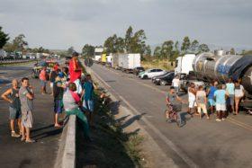 Hartazgo: un paro nacional de transportistas autoconvocados hizo que la clase política brasileña aceptase reducir la carga impositiva sobre el gasoil