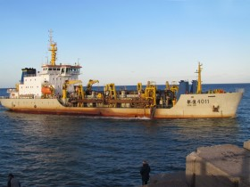 Se viene la cosecha de soja en el sudeste bonaerense: pero aún no está asegurada la operatividad del puerto de Quequén