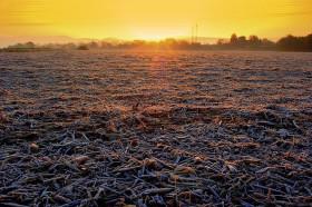 Hasta el jueves habrá heladas en el sur pampeano: luego se prevé un aumento de las temperaturas