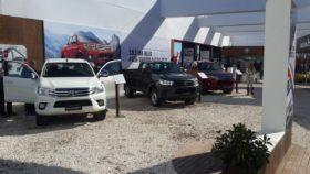 El campo como generador de desarrollo industrial: por segundo mes consecutivo  el vehículo más vendido fue Toyota Hilux