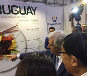 En 2017 China representó un 52% de las exportaciones uruguayas de carne bovina a un valor promedio de 3782 u$s/tonelada
