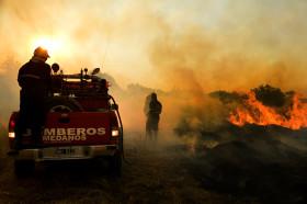 Incendios con impacto diferencial según provincia: declararon el desastre agropecuario en La Pampa pero sólo la emergencia en Buenos Aires