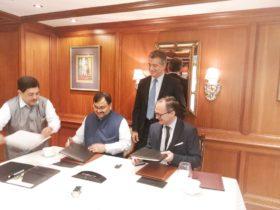 Ciara firmó un acuerdo con las industrias oleaginosas de India para intentar incrementar las colocaciones de aceite de soja en esa nación asiática