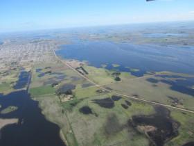 Se terminó el 2012 sin que el gobierno nacional reconociera la emergencia en las zonas inundadas: sólo se validó la sequía en el sur bonaerense