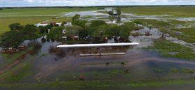 Extendieron las zonas de Santa Fe y Santiago del Estero comprendidas en emergencia agropecuaria por excesos hídricos