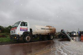 Alerta climática: esta semana regresan las precipitaciones intensas sobre las zonas afectadas por inundaciones