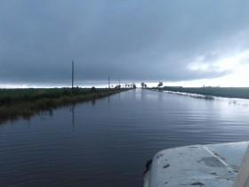 Alerta: mañana se prevén lluvias intensas en zonas del norte pampeano saturadas de agua