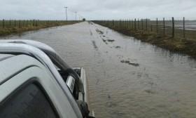Alerta climática: se vienen dos días de lluvias intensas en zonas afectadas por inundaciones