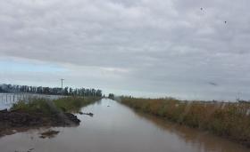 Alerta: el Servicio Meteorológico advierte que existe alta probabilidad de un invierno lluvioso en las zonas afectadas por inundaciones