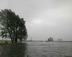 El cambio climático no es verso: en apenas dos días la principal zona agrícola argentina pasó de estar seca a inundarse