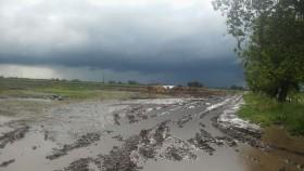 El martes se prevé otra jornada complicada de lluvias intensas: luego vienen varios días sin precipitaciones
