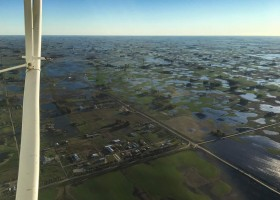 Buenos Aires: las inundaciones no afectaron a Cambiemos que ganó en casi todos los distritos agropecuarios