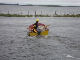 Mensaje para Marcelo Tinelli: el gobierno bonaerense sigue sin declarar la emergencia agropecuaria para las zonas inundadas