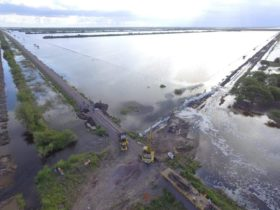 Santa Fe: a partir del lunes los empresarios agrícolas afectados por inundaciones podrán solicitar la emergencia agropecuaria