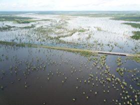 El gobierno nacional declaró la emergencia hídrica en las zonas afectadas por inundaciones