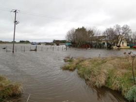 Vuelven las inundaciones a la provincia de Buenos Aires: la mayor parte del Fondo de Infraestructura Hídrica se destinó a las represas de Santa Cruz