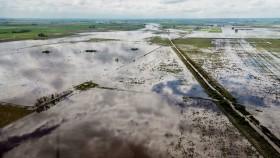 Infierno logístico: otra de las consecuencias generadas por las inundaciones ocurridas en el área de influencia del mayor complejo agroindustrial argentino