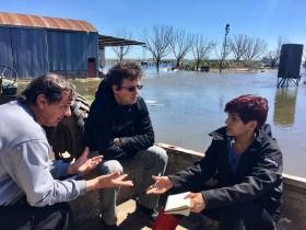 """Quién es Jorge """"Yuyo"""" Toledo: el productor que dijo ante la Corte Suprema que la inundación es peor que la 125"""