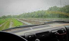 El domingo la llegada de un frente frío provocará lluvias y tormentas sobre la región pampeana