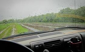 El domingo se prevén lluvias sobre el sur de la región pampeana