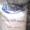 Cinco industrias lácteas argentinas lograron exportar leche en polvo a más de 3500 u$s/tonelada: sin el cupo de importación brasileño se acabaría la crisis
