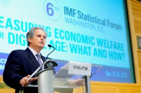 Alerta macroeconómica: vicedirector del FMI advierte que las naciones deberían prepararse para enfrentar una nueva crisis económica global