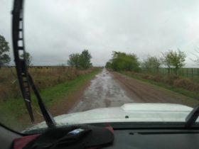 Esta semana se esperan lluvias importantes sobre el sur de la zona pampeana: el sector norte deberá seguir esperando