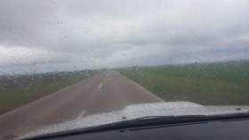 Mañana regresan las lluvias: se prevén tormentas intensas sobre el Litoral