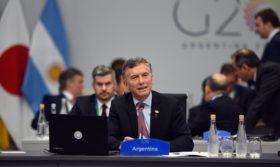 """Macri: """"La Argentina no ve la presencia de China como una amenaza sino como una oportunidad de desarrollo para los argentinos"""""""
