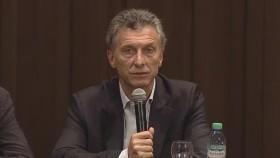 Macri aseguró que la Argentina se sumará a las negociaciones lideradas por Brasil para intentar firmar un Tratado de Libre de Comercio con Europa
