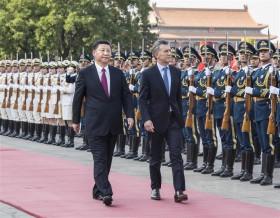 El gobierno chino condicionó una mayor apertura comercial para alimentos argentinos al destrabe de las obras destinadas a construir las represas de Santa Cruz