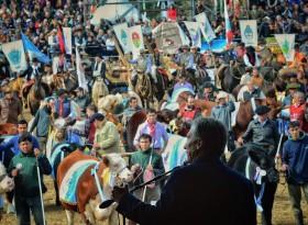"""El discurso de la alegría de Macri ya no tiene efecto alguno en los tamberos: """"Todos saben que nos fundimos"""""""