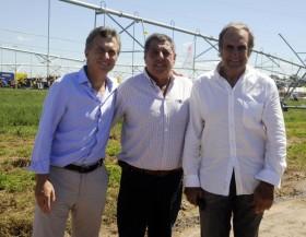 """Macri y Massa prometieron """"precio lleno"""" para el trigo: productores ahora esperan que las ofertas 2015/16 contemplen el factor político"""
