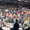 """Macri: """"No les puedo pedir que produzcan con tecnología del siglo XXI sobre una infraestructura del siglo XIX"""""""