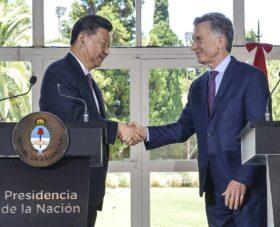 Argentina espera que China habilite el ingreso de harina de soja luego del pedido realizado por Macri a Xi Jinping