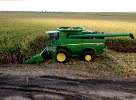 En lo que va del año el gobierno recaudó más de 150 millones de dólares con el cobro de retenciones anticipadas de maíz
