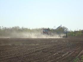 Mañana se esperan lluvias en muchas zonas necesitadas de agua para avanzar con las siembras