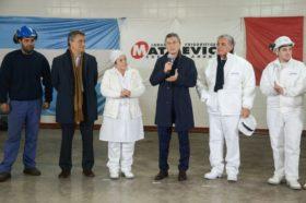 El grupo Mattievich amenaza al gobierno con cerrar un frigorífico si no le dan más cuota Hilton: pero no tiene razón